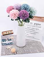 Недорогие -Искусственные Цветы 5 Филиал Классический Сценический реквизит европейский Pастений Вечные цветы Букеты на стол