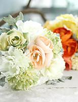 """Недорогие -Свадебные цветы Искусственные цветы Свадьба / Для праздника / вечеринки ПВХ (поливинилхлорида) / Ткань 10,63""""(около 27см)"""