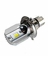 Недорогие -1pcs H4 Мотоцикл Лампы 6 W COB 800 lm 2 Светодиодная лампа Налобный фонарь Назначение Мотоциклы Все года