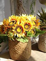 Недорогие -Свадебные цветы Искусственные цветы Свадьба / Для праздника / вечеринки Ткань 35 см