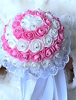 Недорогие -Свадебные цветы Букеты Свадьба пена 21-30 cm