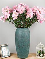 Недорогие -Искусственные Цветы 1 Филиал Классический Современный современный Свадьба Сакура Вечные цветы Букеты на стол