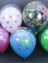 Недорогие -Воздушный шар Латекс 50 ед. фестиваль