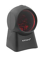 Недорогие -XTIOT XT-7110 Сканер штрих-кода сканер USB 2.0 Свет лазера 2400 DPI