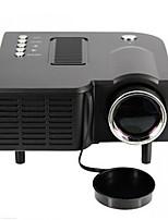 Недорогие -UNIC UC28+ ЖК экран Проектор для домашних кинотеатров Светодиодная лампа Проектор 48 lm Поддержка 1080P (1920x1080) 20-60 дюймовый Экран