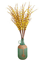 Недорогие -Искусственные Цветы 5 Филиал Классический Традиционный / классический Простой стиль Вечные цветы Букеты на стол