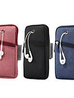 Недорогие -6,5-дюймовый чехол для универсального держателя карты сумка / поясная твердая оксфордская ткань