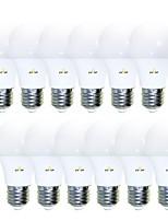 Недорогие -EXUP® 12шт 7 W 680 lm B22 / E26 / E27 Круглые LED лампы 14 Светодиодные бусины SMD 2835 Тёплый белый / Холодный белый 220-240 V / 110-130 V