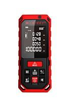 Недорогие -MILESEEY S2 50m Лазерный дальномер Многофункциональный / Защита от пыли / Карманный дизайн для интеллектуального измерения дома / для инженерных измерений / для строительства