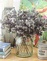 Недорогие -Искусственные Цветы 2 Филиал Классический Традиционный / классический Простой стиль Pастений Вечные цветы Букеты на стол