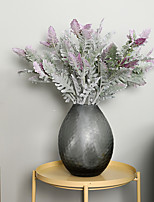 Недорогие -Искусственные Цветы 2 Филиал Классический Современный современный Традиционный / классический Pастений Вечные цветы Букеты на стол