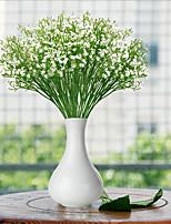 Недорогие -Искусственные Цветы 5 Филиал Классический Сценический реквизит европейский Перекати-поле Вечные цветы Букеты на стол