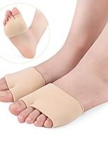 Недорогие -1 пара ортопедических Стельки / вкладыши Нейлон Носок Весна Универсальные Телесный