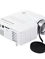 Недорогие -UNIC UC28A ЖК экран Проектор для домашних кинотеатров Светодиодная лампа Проектор 500 lm Поддержка 1080P (1920x1080) 10-60 дюймовый Экран