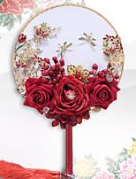 Недорогие -Свадебные цветы Букеты Свадебные прием пена 31-40 cm