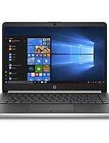 Недорогие -HP Ноутбук блокнот HP 14s-cr0006TU 14 дюймовый LED Intel i3 i3-7020U 4 Гб 1TB Windows 10