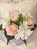 Недорогие -Искусственные Цветы 1 Филиал Классический Свадебные цветы Пастораль Стиль Розы Гортензии Вечные цветы Букеты на стол