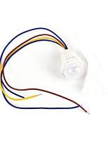 Недорогие -1шт 3.5 cm 85-265 V Инфракрасный датчик ABS + PC Сенсорный переключатель для светодиодных прожекторов