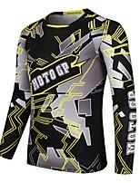 Недорогие -TT-17 Одежда для мотоциклов Короткие рукава для Муж. Весна & осень Эластичный / Дышащий / Быстровысыхающий