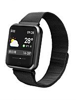 Недорогие -F68 Смарт Часы Android iOS Bluetooth Smart Спорт Водонепроницаемый Пульсомер Секундомер Педометр Напоминание о звонке Датчик для отслеживания активности Датчик для отслеживания сна