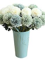 Недорогие -Искусственные Цветы 5 Филиал Классический Традиционный / классический европейский Гортензии Вечные цветы Букеты на стол