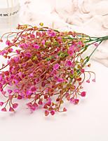 Недорогие -Искусственные Цветы 5 Филиал Классический Простой стиль Вечные цветы Букеты на стол