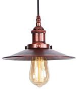 Недорогие -JSGYlights Мини Подвесные лампы Потолочный светильник Окрашенные отделки Металл Мини 110-120Вольт / 220-240Вольт