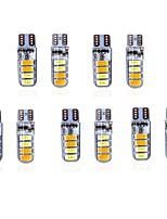 Недорогие -10 шт. T10 Автомобиль Лампы 5 W SMD 5630 200 lm 8 Светодиодная лампа Боковые габаритные огни Назначение