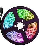 Недорогие -ZDM® 5 метров Гибкие светодиодные ленты / RGB ленты 150 светодиоды 5050 SMD Водонепроницаемый / Новый дизайн / Для вечеринок 12 V 1шт