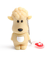 cheap -16GB PVC Zodiac Sheep USB Flash Drives USB 2.0 Creative For Car