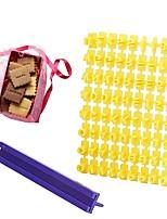 Недорогие -английское письмо оттиск печенье печенье шоколадные кусачки