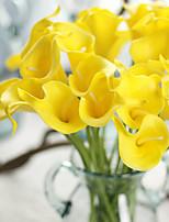 """Недорогие -Свадебные цветы Искусственные цветы Свадьба / Для праздника / вечеринки Искусственная кожа / Полиуретановая кожа 13,38""""(около 34см)"""