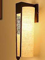 Недорогие -Новый дизайн Современный современный Настенные светильники В помещении Дерево / бамбук настенный светильник 220-240Вольт