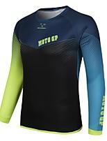 Недорогие -TT-22 Одежда для мотоциклов Короткие рукава для Муж. Весна & осень Эластичный / Дышащий / Быстровысыхающий