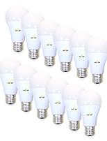 Недорогие -EXUP® 12шт 9 W 850 lm B22 / E26 / E27 Круглые LED лампы A19 26 Светодиодные бусины SMD 2835 Творчество / Декоративная / Праздник Тёплый белый / Холодный белый 220-240 V / 110-130 V