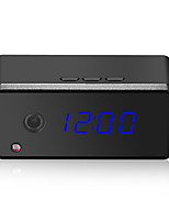 Недорогие -HQCAM 720P camhi APP 25fps Wireless Camera onvif FTP For Apartments IR Alarm Maximum support 32G TF+2pcs 14500 battery 1 mp IP-камера Крытый Поддержка 0 GB