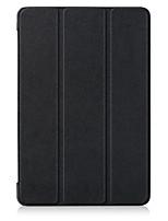 Недорогие -Кейс для Назначение Acer / SSamsung Galaxy Tab S4 10.5 (2018) Защита от пыли / Флип Чехол Однотонный Твердый Кожа PU для Tab S4 10.5 (2018)