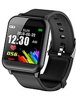 Недорогие -KUPENG Z09 Умный браслет Android iOS Bluetooth Smart Водонепроницаемый Пульсомер Измерение кровяного давления