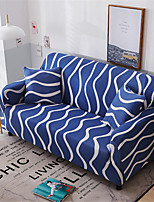 cheap -Stripe  Print Dustproof All-powerful Slipcovers Stretch Sofa Cover Super Soft Fabric Couch Cover with One Free Pillow Case