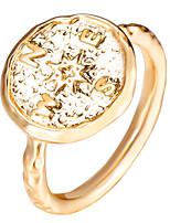 Недорогие -Жен. Цирконий Ring Set европейский Модные кольца Бижутерия Золотой / Серебряный Назначение Свадьба