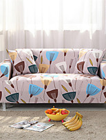cheap -Geometry Print Dustproof All-powerful Slipcovers Stretch Sofa Cover Super Soft Fabric Couch Cover with One Free Pillow Case