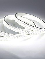 cheap -20m Flexible LED Light Strips 2400 LEDs 5730 SMD Warm White  Cold White Waterproof  Cuttable  Decorative 220-240 V 1pc