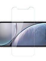 Недорогие -AppleScreen ProtectoriPhone XS Матовое стекло Защитная пленка для экрана 1 ед. Закаленное стекло