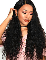 cheap -3 Bundles Hair Weaves Malaysian Hair Water Wave Human Hair Extensions Remy Human Hair 100% Remy Hair Weave Bundles 300 g Natural Color Hair Weaves / Hair Bulk Human Hair Extensions 8-28 inch Natural