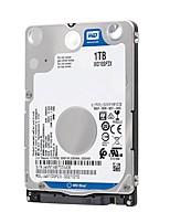 Недорогие -Western Digital WD Blue 1 ТБ SATA 6 ГБ / с 5400 об / мин для жесткого диска ноутбука 128 МБ