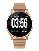 cheap -CARKIRA CMK8 Men Smartwatch Android iOS Bluetooth Waterproof Touch Screen Heart Rate Monitor Blood Pressure Measurement Sports Stopwatch Pedometer Call Reminder Activity Tracker Sleep Tracker