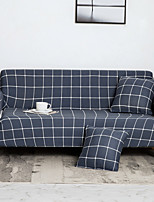 cheap -Lattice  Print Dustproof All-powerful Slipcovers Stretch Sofa Cover Super Soft Fabric Couch Cover with One Free Pillow Case