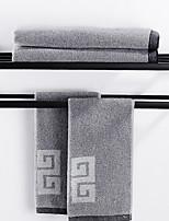 cheap -Towel Bar Premium Design / Cool Contemporary Aluminum 1pc Double Wall Mounted