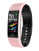 Недорогие -F6 умный браслет Bt фитнес-трекер поддержка уведомлений / монитор сердечного ритма водонепроницаемый спорт Bluetooth совместимые часы SmartWatch IOS / Android телефоны