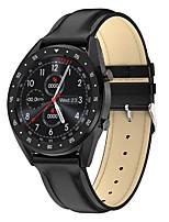 Недорогие -l7 bluetooth-смарт часы мужчины ecgppg hrv монитор сердечного ритма артериального давления ip68 водонепроницаемый смарт-браслет android ios